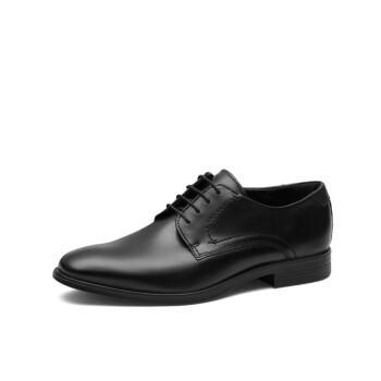 ecco 爱步 墨本系列 男士商务正装皮鞋 62163450839 黑色 39