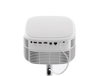 JMGO 坚果 J9 家用投影机 白色