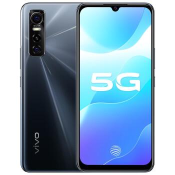 vivo S7e 活力版 5G手机 8GB+128GB 黑镜