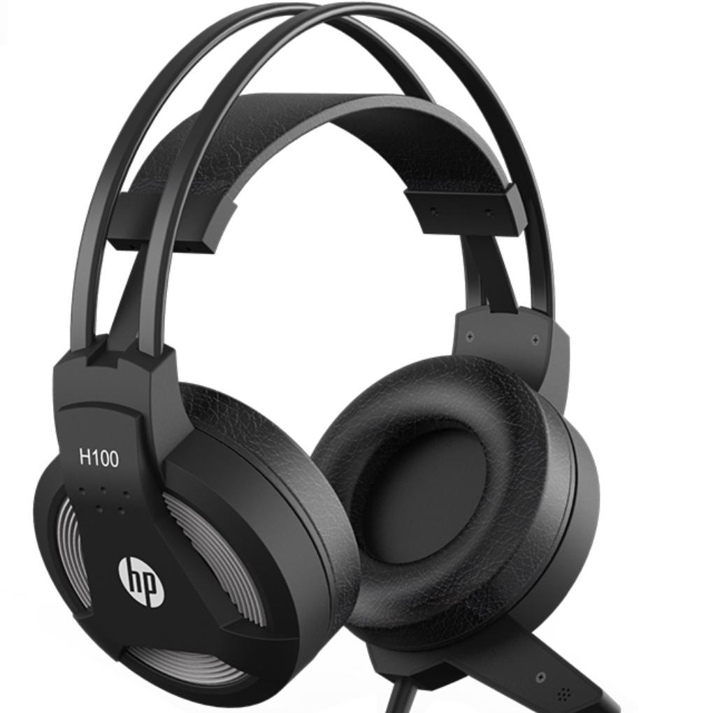 HP 惠普 H100 头戴式耳机