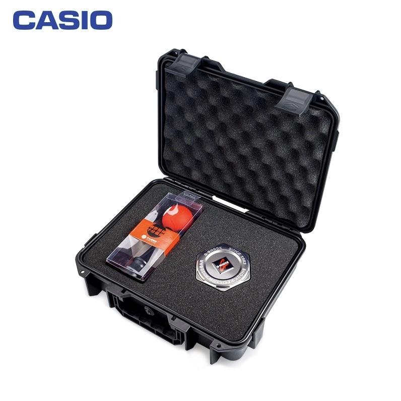 品质好东西 : CASIO 卡西欧 × 什么值得买 G-SHOCK系列 DW-5600HR-1PRZDM 手表限定礼盒