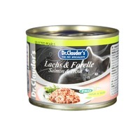 Dr.Clauder's 克劳德 无谷珍珠益生元配方猫罐头 200g*6罐