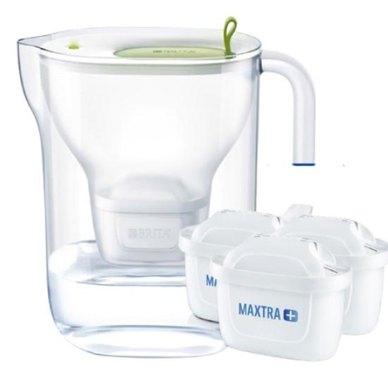 BRITA 碧然德 德国碧然德净水壶BRITA净水器家用3.5L滤水壶Style设计师款1壶7芯