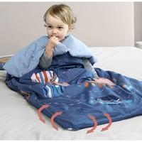 聚划算百亿补贴:BabyCare 婴儿防踢被睡袋   65*100cm