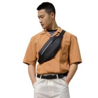 MI 小米 小米多功能运动休闲胸包 黑色  4层分重空间轻质亲肤耐磨背副潮流简约设计