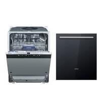 SIEMENS 西门子 SJ636X03JC  洗碗机 套装(含门板)