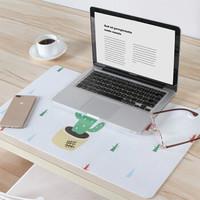 SAFEBET 保暖加热暖桌垫 办公室电脑鼠标桌面暖手发热垫电热板写字台书写垫 独仙掌60*36