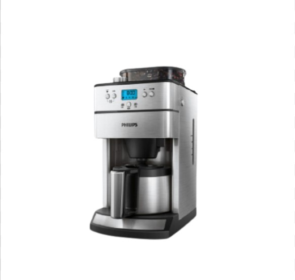 PHILIPS 飞利浦 HD7753/00 全自动咖啡机 银色