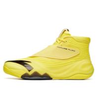 ANTA 安踏 KT6 男子篮球鞋 112041101-10 速度黄 45