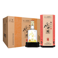 swellfun 水井坊 第一坊酒 井台 52%vol 浓香型白酒 500ml*6瓶 整箱装