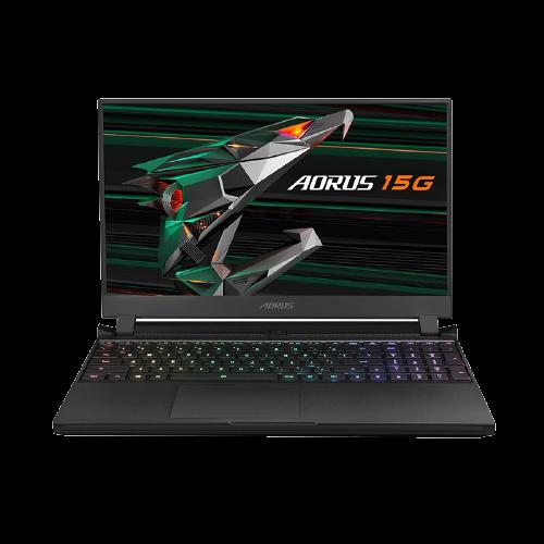 GIGABYTE 技嘉 Aorus 15P 2021款 15.6英寸游戏本(i7-10870H、32GB、512GB、RTX 3070、240Hz)