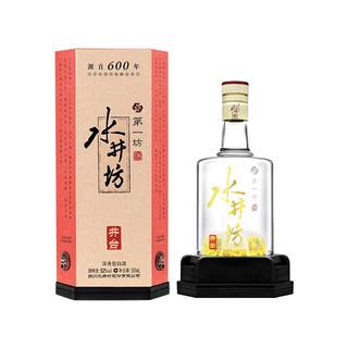 swellfun 水井坊 井台 52%vol 浓香型白酒 500ml 单瓶装