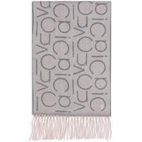 Calvin Klein 卡尔文·克莱  Logo Printed 女士围巾