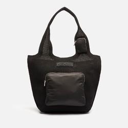 KENZO 凯卓 Flyknit 女士黑色小手提袋