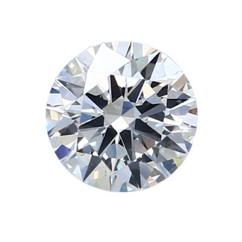 Blue Nile 1.2克拉 圆形裸钻(理想切工 成色G  净度VS2) LD15048638