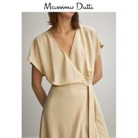 Massimo Dutti  06629882710 女士长款简约连衣裙