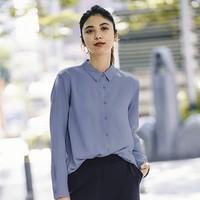 UNIQLO 优衣库 433604 云朵衫 女士花式衬衫