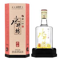 swellfun 水井坊 第一坊酒 井台 38%vol 浓香型白酒 500ml 单瓶装