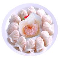 京东PLUS会员:恋食记 广式水晶虾饺皇 1000g *2件