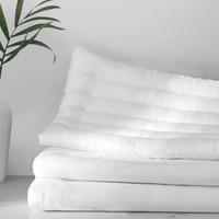 京东PLUS会员:DAPU 大朴家纺 仿羽绒纤维枕 低枕 65*40cm