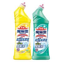 京东PLUS会员:Kao 花王 马桶清洁剂套装 500ml*2瓶 *2件
