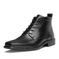 ecco 爱步 620234 男士英伦风复古工装靴