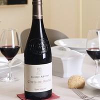 露颂 AOC葡萄酒 罗纳河谷产区  750ml*6瓶