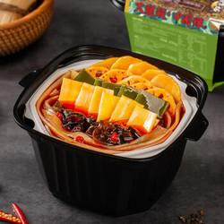 大龙燚 自热火锅 菜多多350g  助速食即食冒菜 *2件
