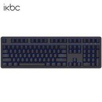 iKBC R300 108键 机械键盘(Cherry红轴、PBT、单色背光)