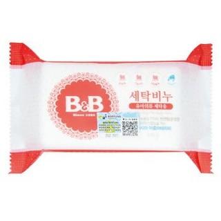 陪伴计划专享 : B&B 保宁 婴儿洗衣皂 200g *7件