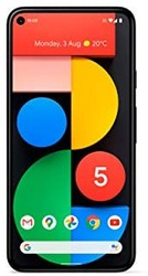 Google 谷歌 Pixel 5 智能手机 128GB 黑色