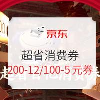 京东商城 200-12/100-5全品类券(附部分好价建议)