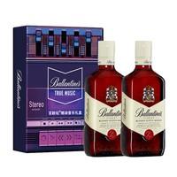 Ballantine's 百龄坛 特醇威士忌 500ml*2瓶