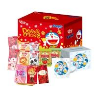 88VIP:glico 格力高哆啦A梦新年礼盒+格力高全家福+凑单品 +凑单品