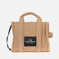 Marc Jacobs女士泰迪手提袋-米色