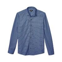 DKNY 43MW145402 男士暗纹长袖衬衫