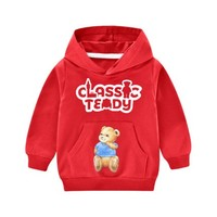 CLASSIC TEDDY 精典泰迪 兒童連帽衛衣