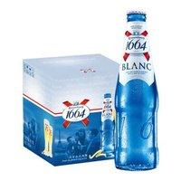 必买年货、京东PLUS会员:1664啤酒 白啤酒 330ml*9瓶*2+京A 330ml*6瓶