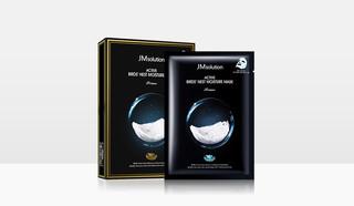 JMsolution燕窝蜗牛水母面膜补水保湿润肤10片/盒
