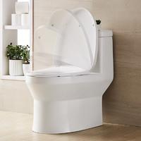 HEGII 恒洁卫浴 卫生间组合套装 花洒 177马桶坑距305 6018N浴室柜60CM