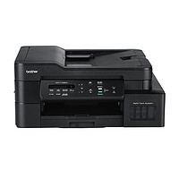 Brother 兄弟 DCP-T725DW 彩色喷墨多功能打印一体机