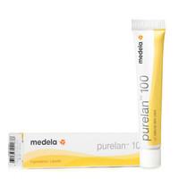 美德乐Medela羊脂膏乳头膏乳头修护霜羊毛脂孕妇护肤防皲裂膏7g