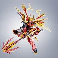 BANDAI 万代 ROBOT魂《王者荣耀》孙悟空 零号赤焰 可动模型