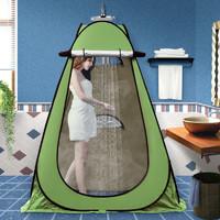 家用洗澡帐篷淋浴罩浴照沐浴帐农村冬天神器冬季保暖加厚防冷钓鱼