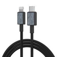 京东PLUS会员:ifory 安福瑞 苹果MFi认证 Type-C转Lightning PD数据线 0.9米 *4件 +凑单品