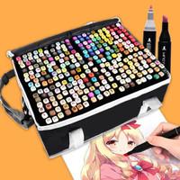 小裘同学 Touch 马克笔套装 标准30色 送笔袋