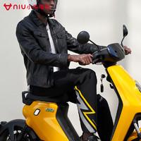 小牛电动 长款护膝 电动车摩托车冬季防寒挡风保暖护腿 niulife