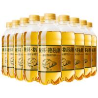 秋林格瓦斯 植物蛋白饮料 350ml*12瓶