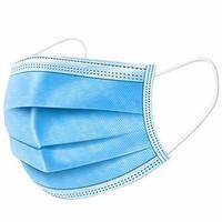 移动专享:JINDU 劲度 一次性医用口罩 10只装