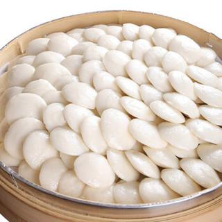 楼茂记酒酿米馒头500g 宁波特产桂花发糕传统糕点白米糕紫薯南瓜小米糕早餐小吃 楼茂记原味米馒头500g(第二份仅9.9) *2件
